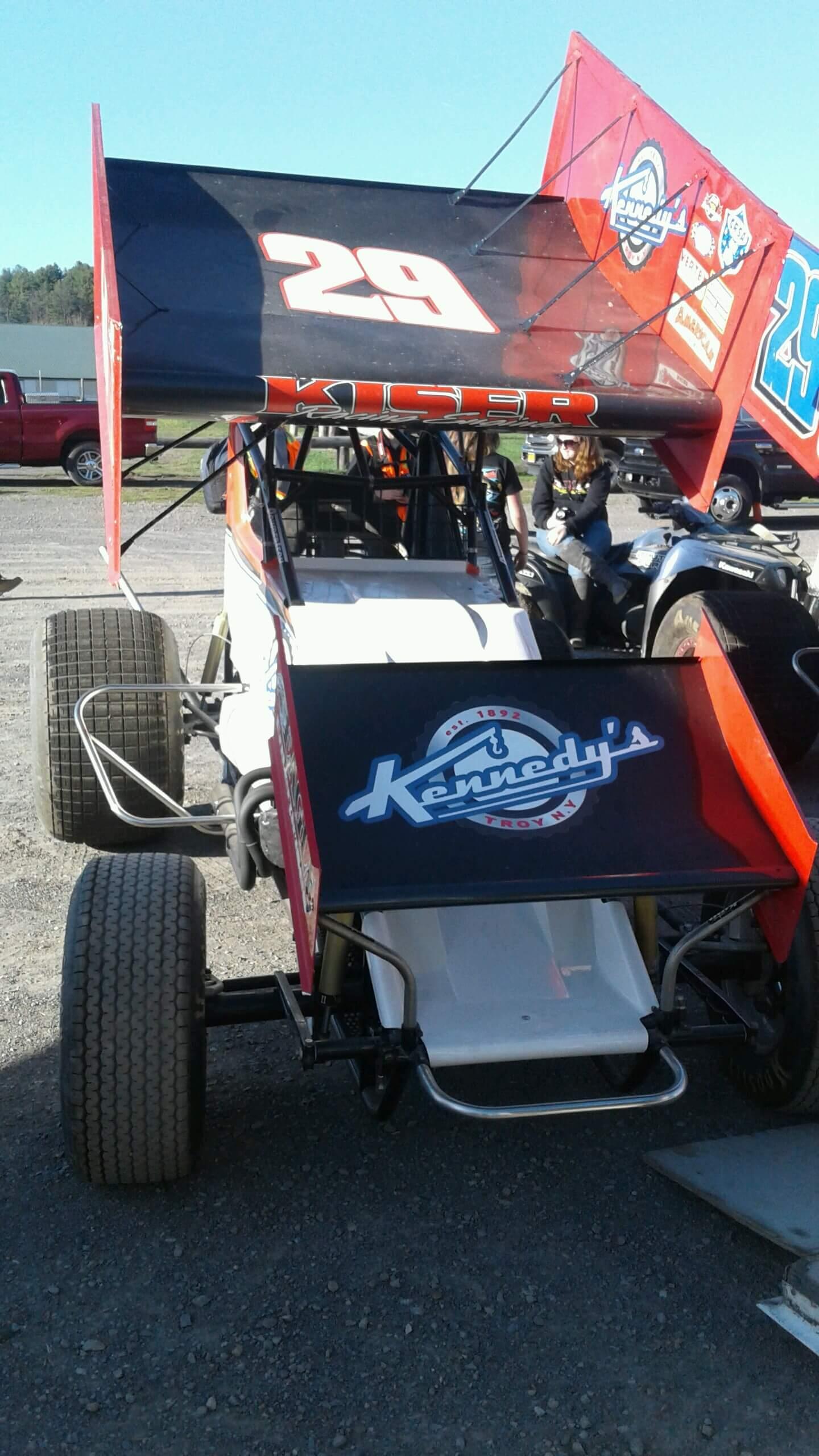Sponsored Go Cart 02